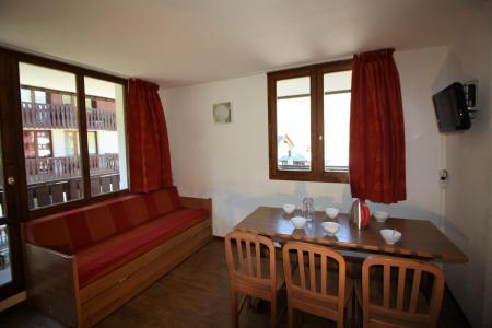 Location au ski Appartement 2 pièces cabine 6 personnes (111CL) - Résidence Rond Point des Pistes - Tignes - Séjour