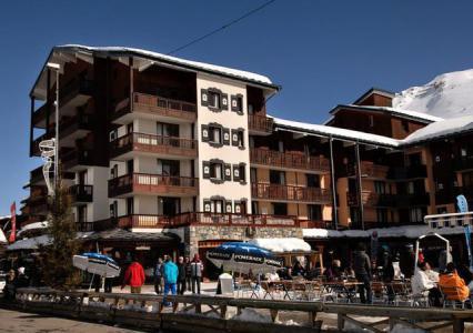 Ski en famille Résidence Rond Point des Pistes B