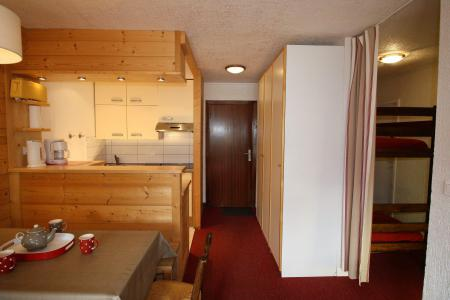 Rent in ski resort 2 room apartment sleeping corner 6 people (32CL) - Résidence Tour du Lac - Tignes - Apartment