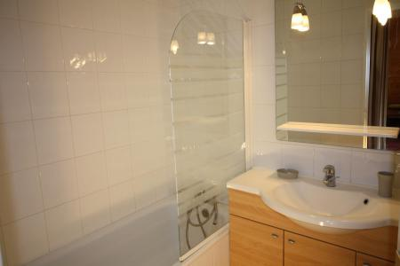 Rent in ski resort 2 room apartment sleeping corner 6 people (32CL) - Résidence Tour du Lac - Tignes - Bath-tub
