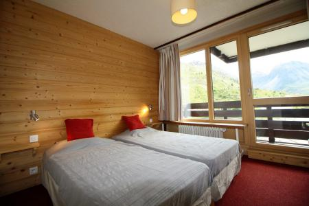 Rent in ski resort 2 room apartment sleeping corner 6 people (32CL) - Résidence Tour du Lac - Tignes - Single bed