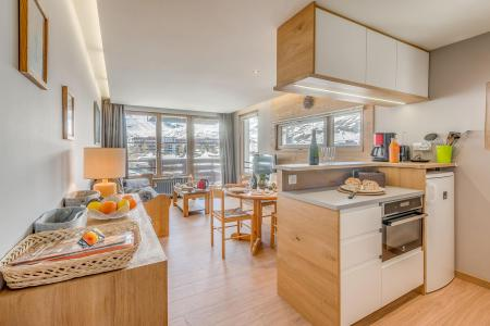 Rent in ski resort 3 room apartment 7 people (34P) - Résidence Tour du Lac - Tignes