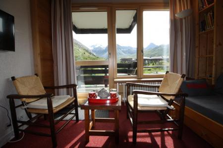Location au ski Appartement 2 pièces coin montagne 6 personnes (32CL) - Résidence Tour du Lac - Tignes - Séjour