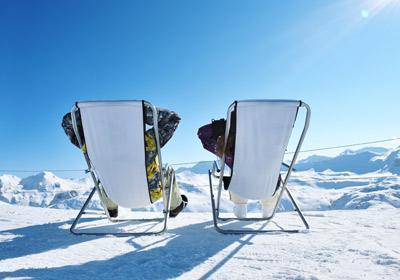 Location au ski Residences Du Lavachet - Tignes - Extérieur hiver