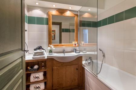 Rent in ski resort Résidences Village Montana - Tignes - Bathroom