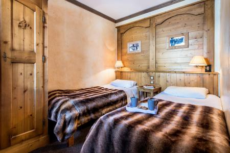 Rent in ski resort Résidences Village Montana - Tignes - Bedroom