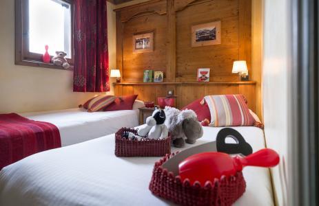 Location au ski Residences Village Montana - Tignes - Chambre