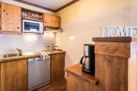 Rent in ski resort Résidences Village Montana - Tignes - Kitchen