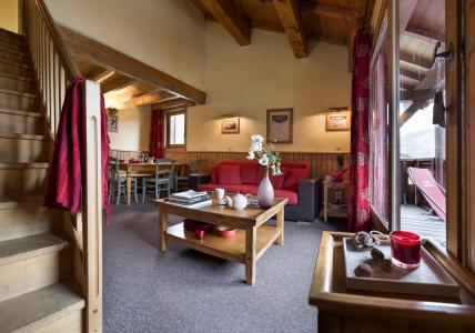 Location au ski Residences Village Montana - Tignes - Séjour