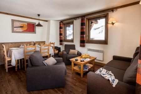 Location au ski Résidences Village Montana - Tignes - Séjour