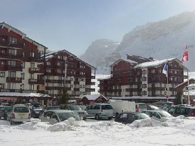 Accommodation Rond Point Des Pistes