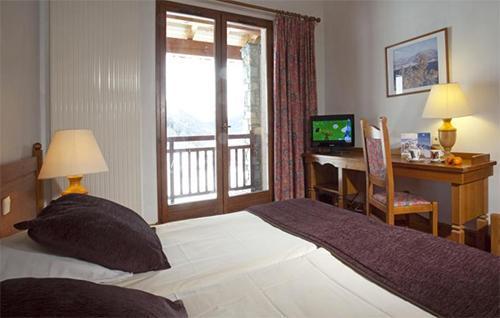 Location au ski Hotel Club Mmv Le Val Cenis - Val Cenis - Chambre