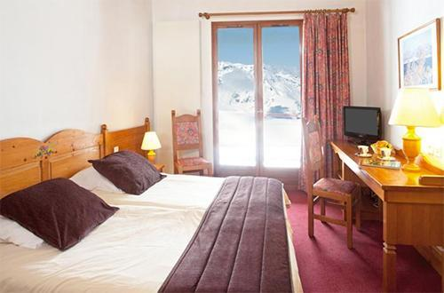 Location au ski Hotel Club Mmv Le Val Cenis - Val Cenis - Lit double