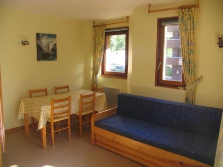Location au ski Appartement 2 pièces 4 personnes (014) - Residence Burel - Val Cenis