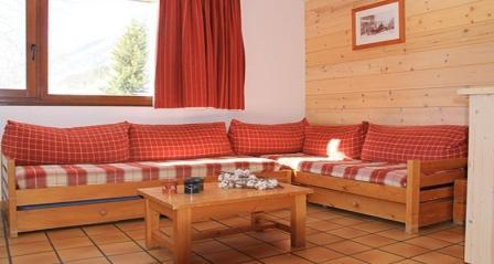Location au ski Appartement 2 pièces 5 personnes (004) - Residence Cheneviere - Val Cenis