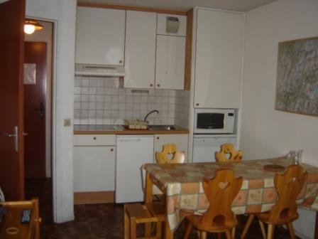 Location au ski Appartement 2 pièces 4 personnes (001) - Residence Chevallier - Val Cenis
