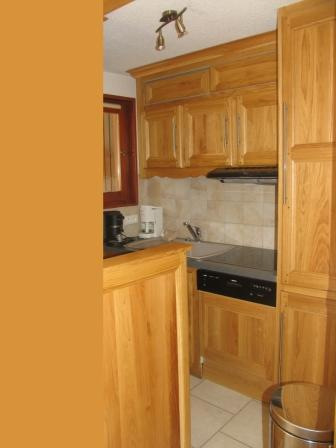 Location au ski Appartement 3 pièces 6 personnes (084) - Residence Chevallier - Val Cenis