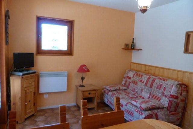 Location au ski Studio coin montagne 4 personnes (094) - Residence Chevallier - Val Cenis - Séjour