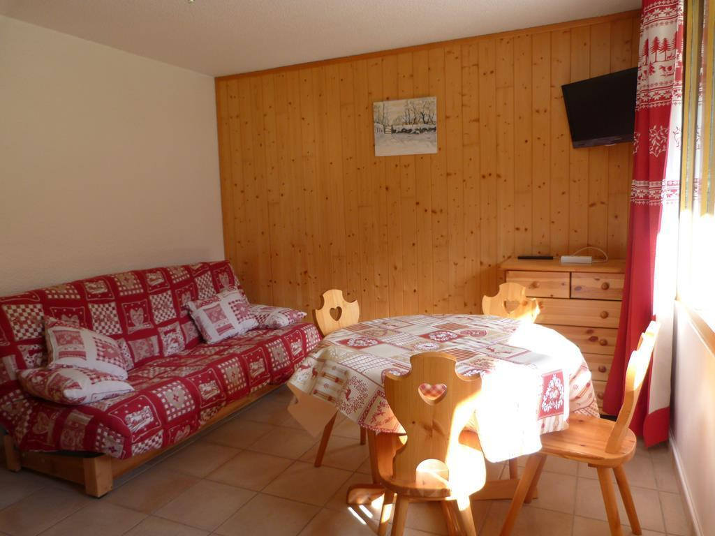 Location au ski Appartement 2 pièces 4 personnes (045) - Residence Colombaz - Val Cenis - Séjour