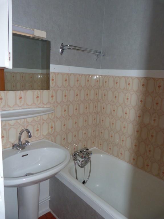 Location au ski Appartement 2 pièces 4 personnes (053) - Residence Colombaz - Val Cenis - Salle de bains