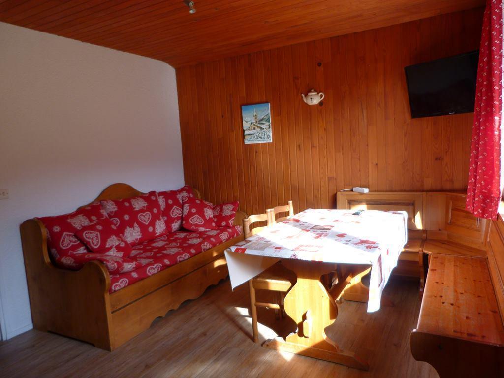 Location au ski Appartement 2 pièces 4 personnes (053) - Residence Colombaz - Val Cenis - Séjour
