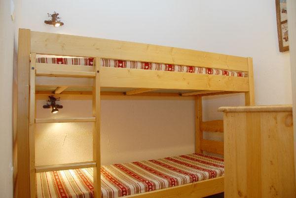 Location au ski Appartement 4 pièces mezzanine 10 personnes - Residence Jorcin Lanslebourg - Val Cenis - Lits superposés