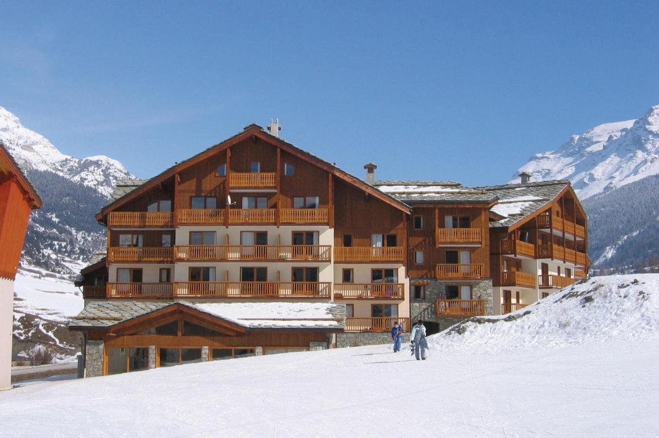 Résidence Lagrange les Valmonts de Val Cenis