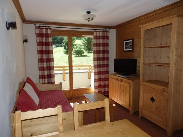 Location au ski Appartement 2 pièces 4 personnes (001) - Residence Les Alpages - Val Cenis - Chambre