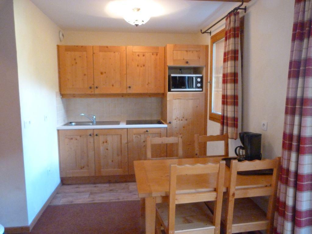 Location au ski Appartement 2 pièces 4 personnes (101) - Residence Les Alpages - Val Cenis - Cuisine