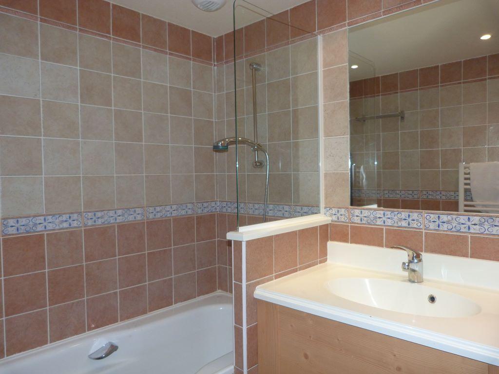 Location au ski Appartement 2 pièces 4 personnes (101) - Residence Les Alpages - Val Cenis - Salle de bains