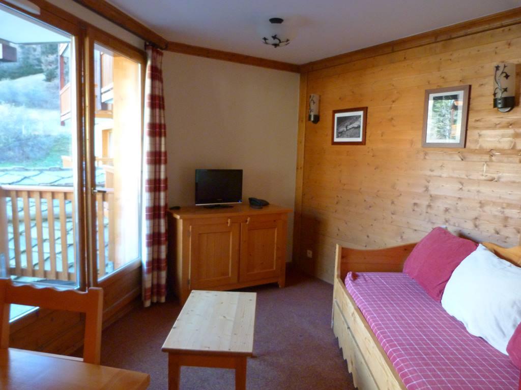 Location au ski Appartement 2 pièces 4 personnes (101) - Residence Les Alpages - Val Cenis - Séjour