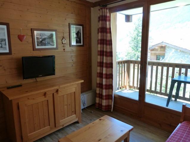 Location au ski Appartement 2 pièces 4 personnes (107) - Residence Les Alpages - Val Cenis - Cuisine ouverte