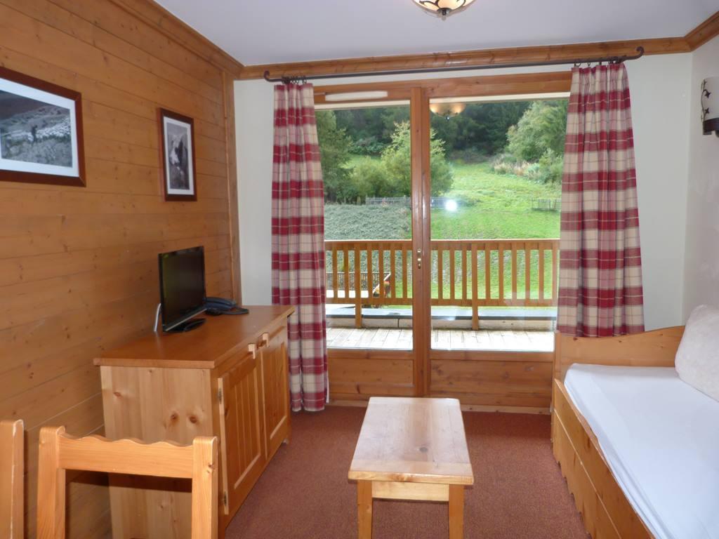 Location au ski Appartement 2 pièces 4 personnes (114) - Residence Les Alpages - Val Cenis - Séjour