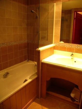 Location au ski Appartement 2 pièces 4 personnes (209) - Residence Les Alpages - Val Cenis - Lavabo