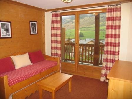 Location au ski Appartement 2 pièces 4 personnes (304) - Residence Les Alpages - Val Cenis - Séjour