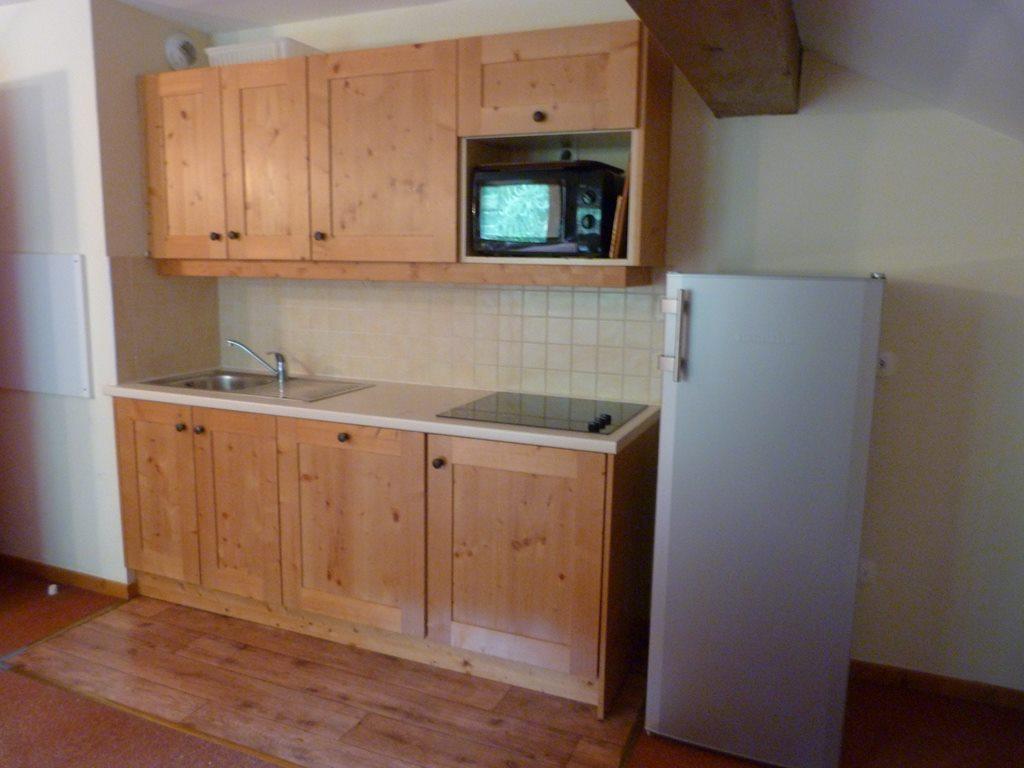 Location au ski Appartement 2 pièces 4 personnes (316) - Residence Les Alpages - Val Cenis - Kitchenette