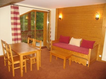 Location au ski Appartement 2 pièces 4 personnes (316) - Residence Les Alpages - Val Cenis - Séjour