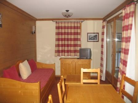 Location au ski Appartement 3 pièces 6 personnes (209) - Residence Les Alpages - Val Cenis - Séjour