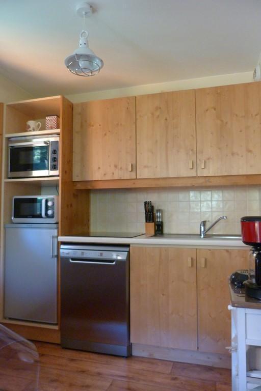 Location au ski Appartement 3 pièces 6 personnes (222) - Residence Les Alpages - Val Cenis - Kitchenette