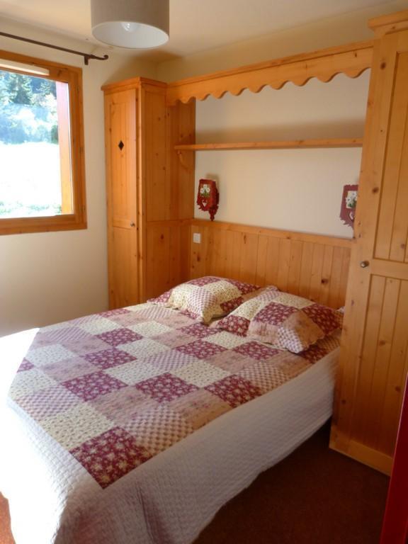 Location au ski Appartement 3 pièces 6 personnes (222) - Residence Les Alpages - Val Cenis - Lit double