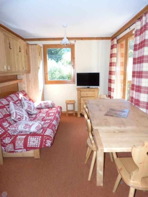 Location au ski Appartement 3 pièces 6 personnes (222) - Residence Les Alpages - Val Cenis - Séjour