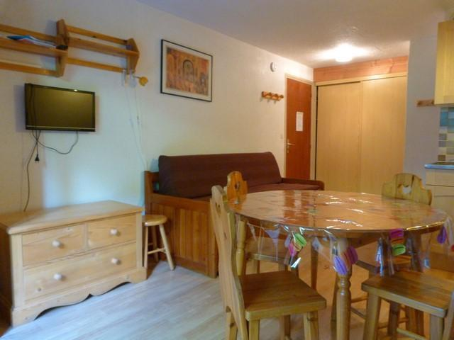 Location au ski Studio 3 personnes (304) - Residence Pre Sybille - Val Cenis