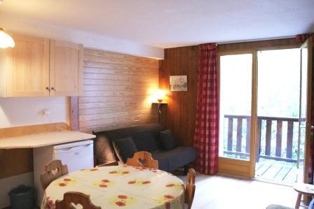 Location au ski Studio 3 personnes (304) - Residence Pre Sybille - Val Cenis - Séjour