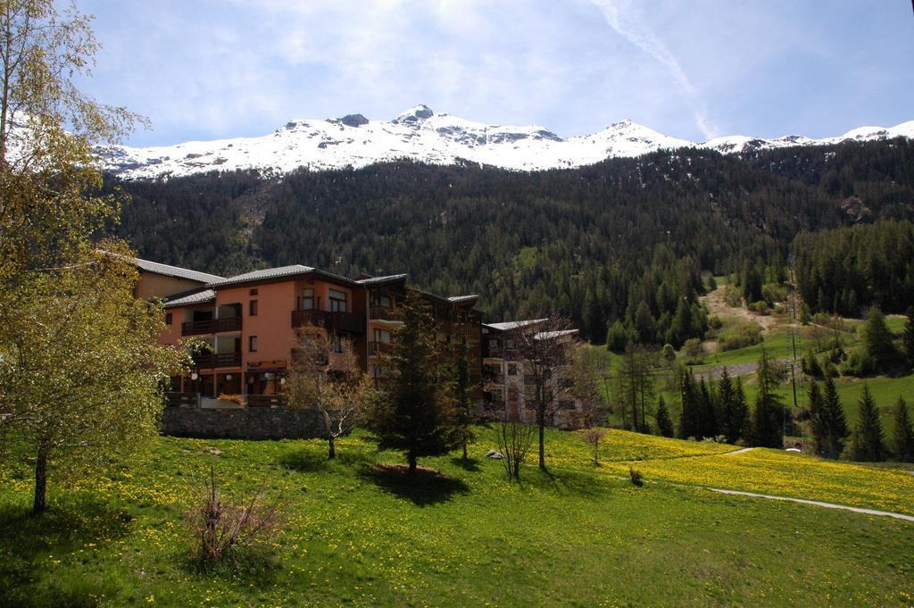 Location au ski Studio coin montagne 4 personnes (017) - Residence Triade - Val Cenis