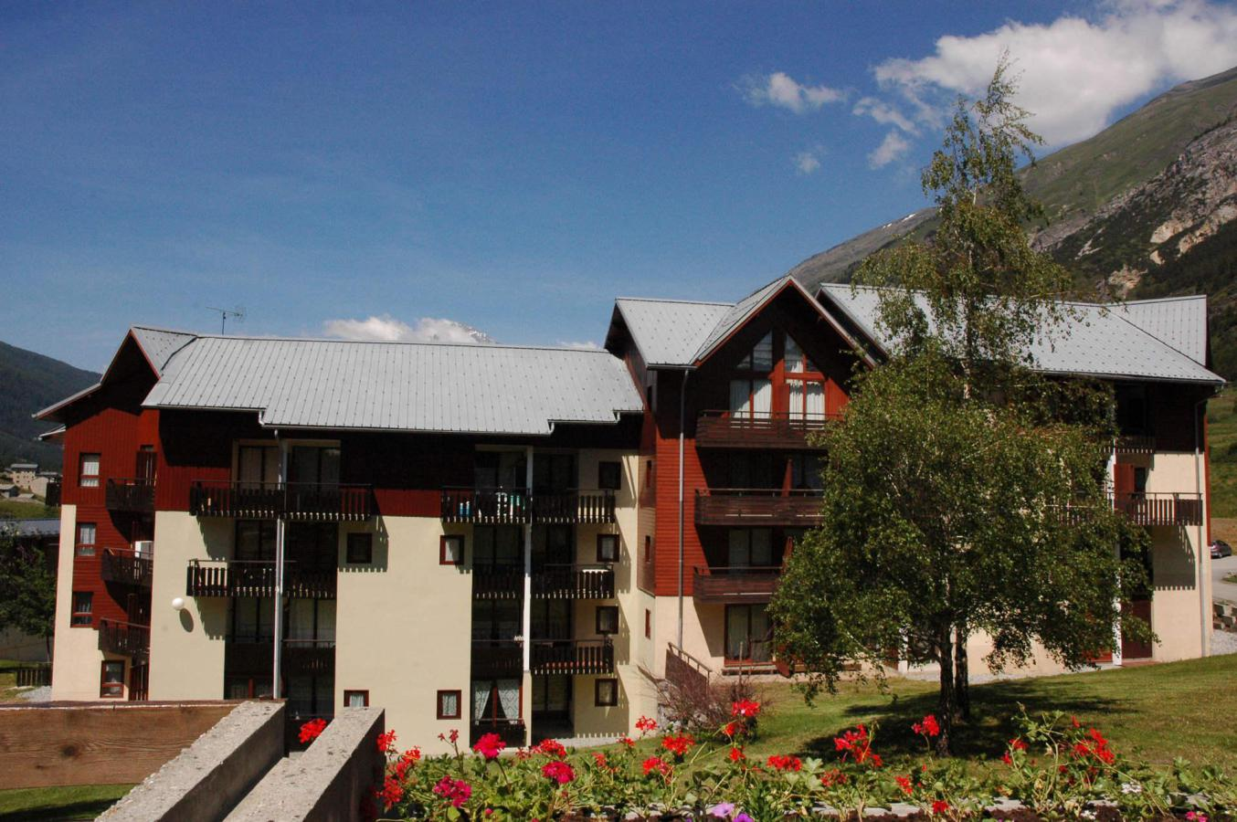 Location au ski Studio coin nuit 4 personnes (021) - Residence Triade - Val Cenis