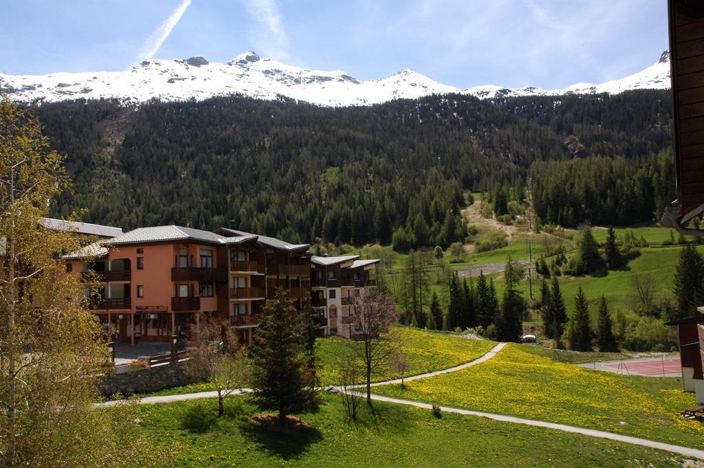 Location au ski Studio coin montagne 4 personnes (036) - Residence Triade - Val Cenis