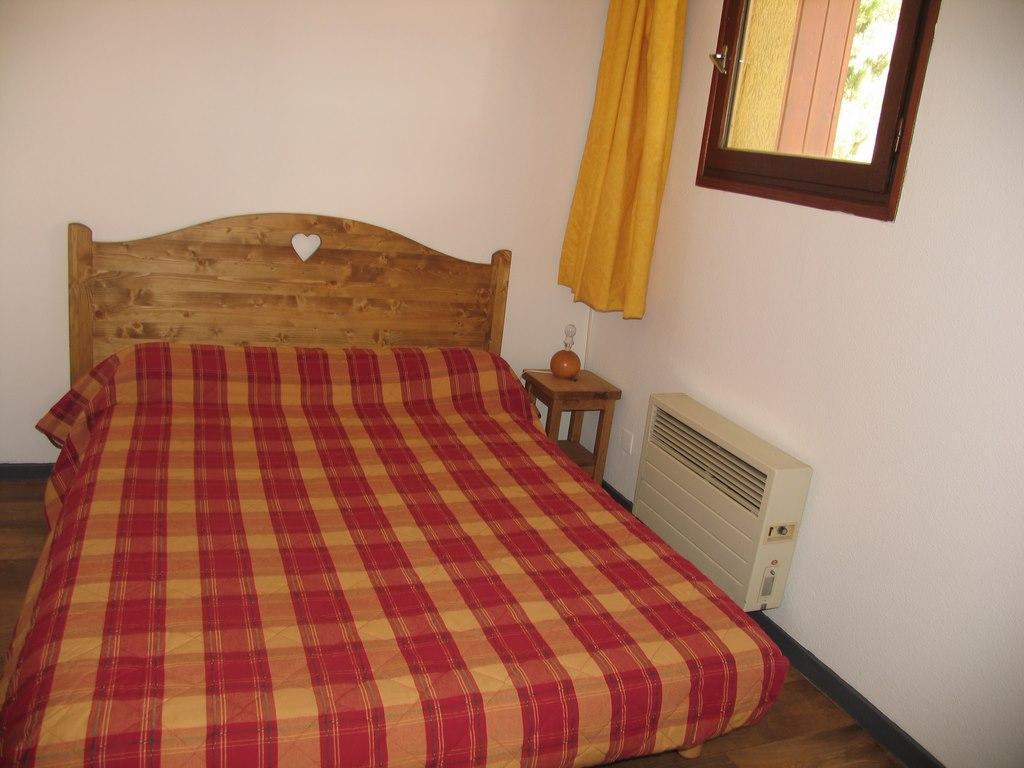Location au ski Appartement 2 pièces 4 personnes (CA11) - Residences Du Quartier Napoleon - Val Cenis - Lit simple