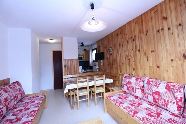 Location au ski Appartement 2 pièces 5 personnes (031) - Residences Du Quartier Napoleon - Val Cenis - Séjour