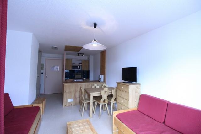 Location au ski Appartement 2 pièces 5 personnes (033) - Residences Du Quartier Napoleon - Val Cenis - Canapé