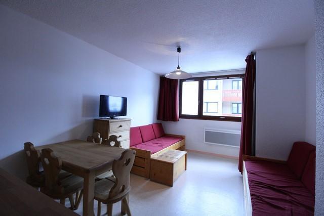 Location au ski Appartement 2 pièces 5 personnes (033) - Residences Du Quartier Napoleon - Val Cenis - Séjour